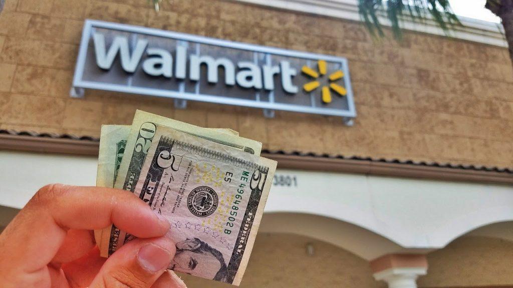 $25 Wal-Mart Fishing Challenge!!!