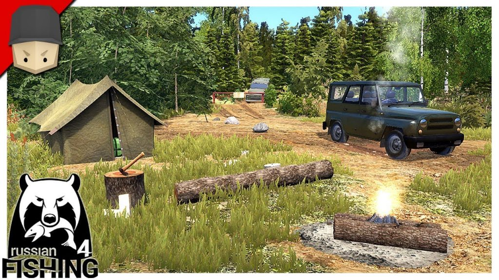Russian Fishing 4 – Most Realistic Fishing Game?