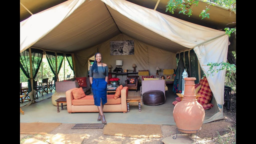 FOUND THE BEST TWO GLAMPING SPOTS IN NAIROBI