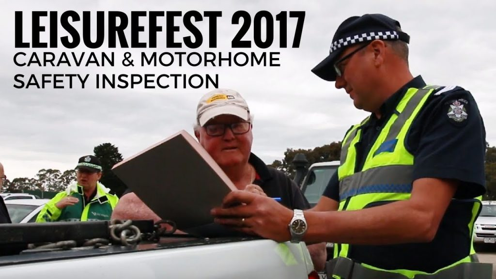 LEISUREFEST 2017: The Importance of Caravan Safety!