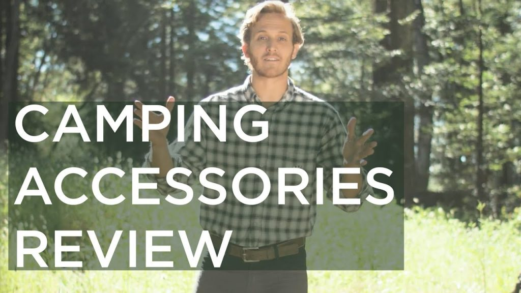 Must-Have Camping Gear 2017