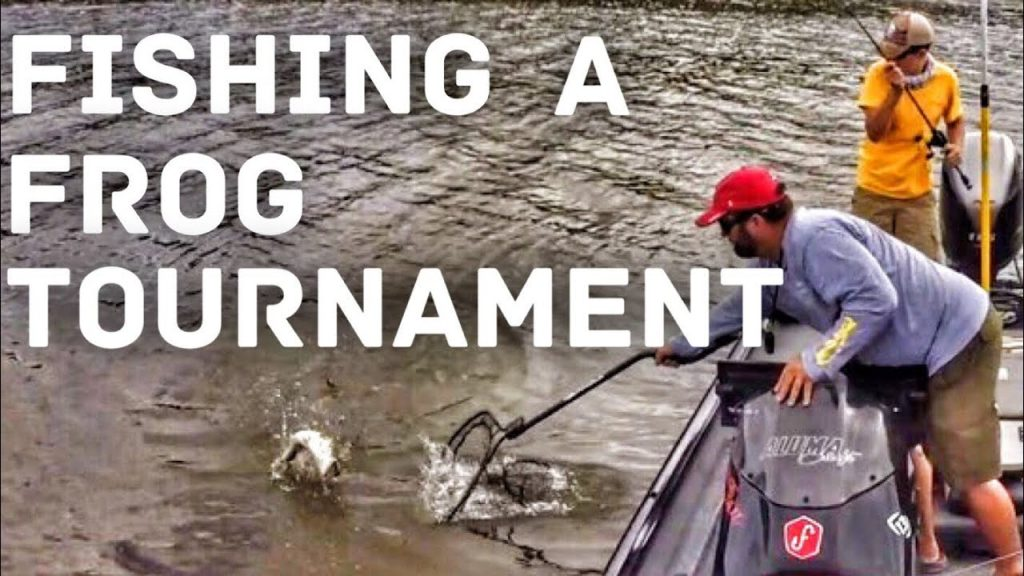 Topwater Bass Fishing – The Spro Frog Only Tournament