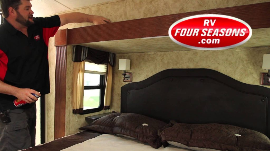How To Maintain RV Slide Outs