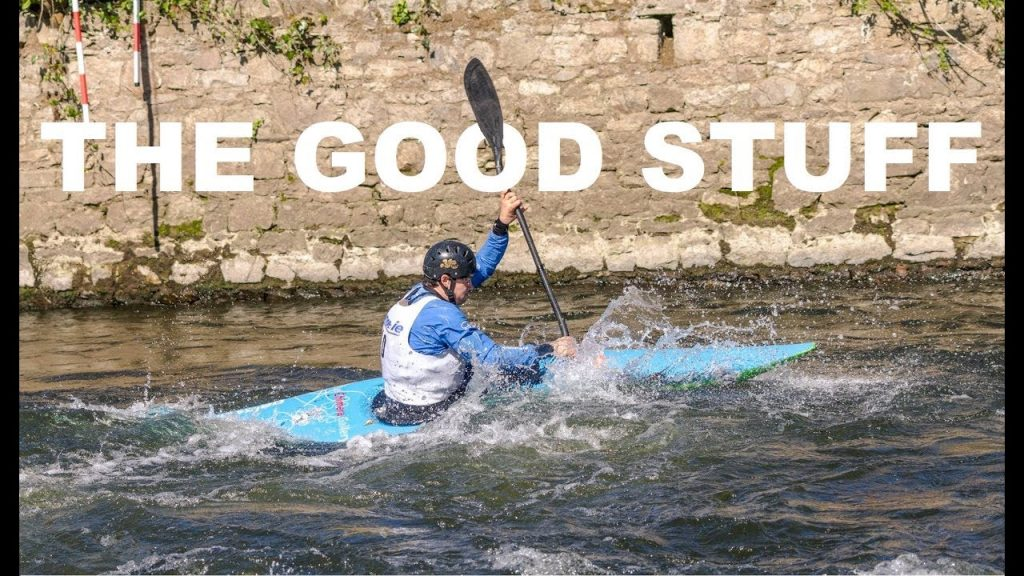Being Good at Canoeing – 2017