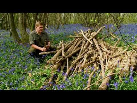 Ray Mears – How to bake bread in the outdoors, Wild Food