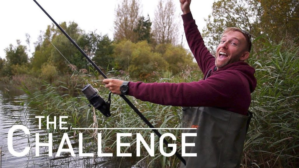 "***CARP FISHING TV*** The Challenge episode 16 ""Cack Handed"""