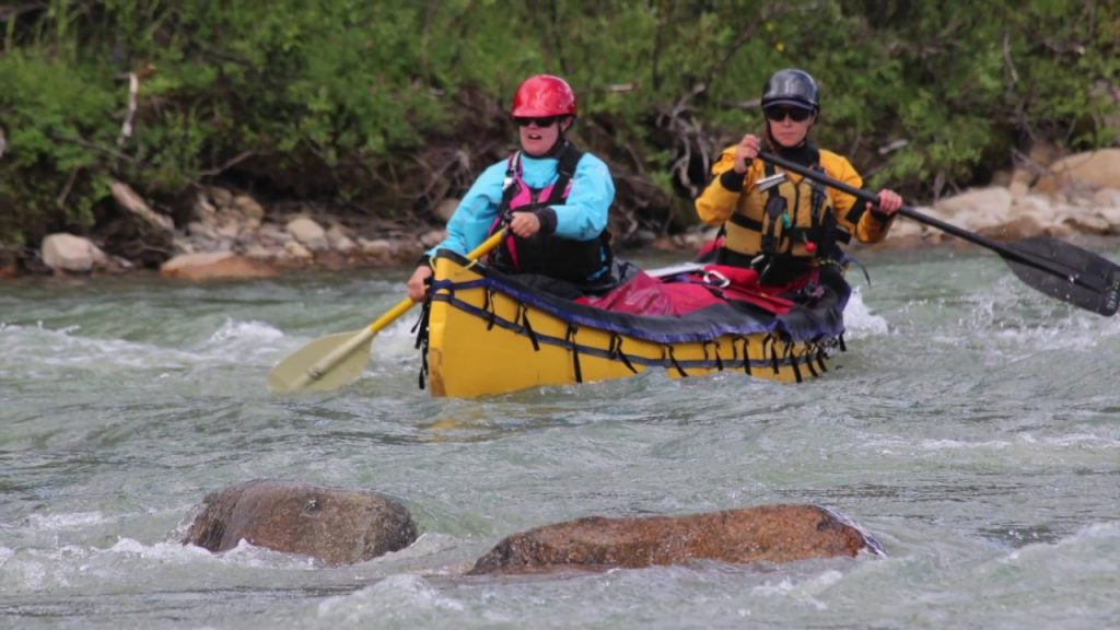 Canoeing The Nahanni River – Northwest Territories, Canada