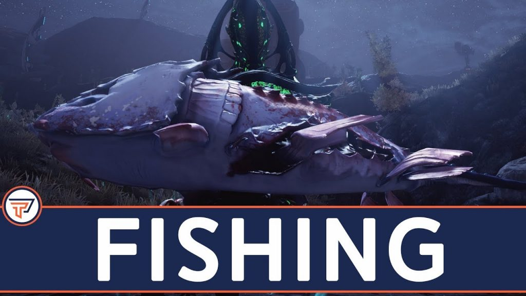 WF: EASY Ostron Reputation, Fishing Guide, Where to Catch Fish!