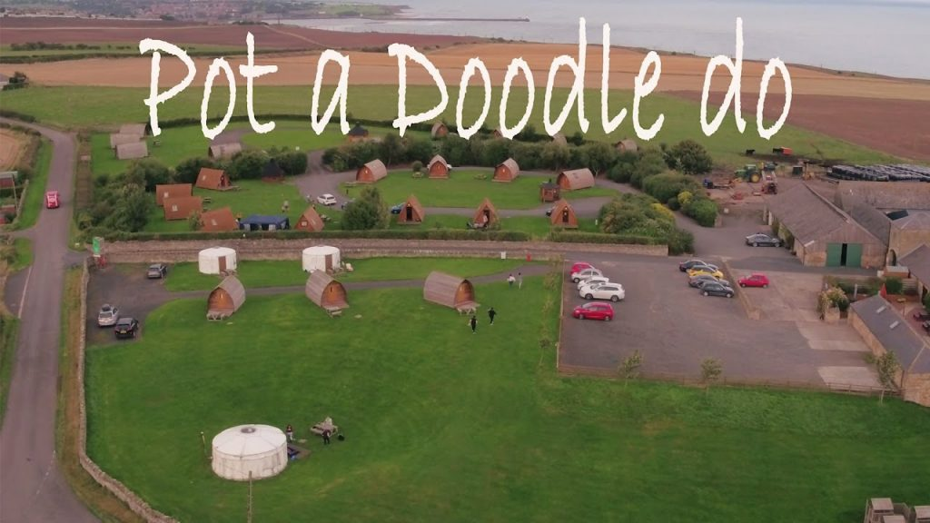 Pot a Doodle do – Promotional Video – Glamping