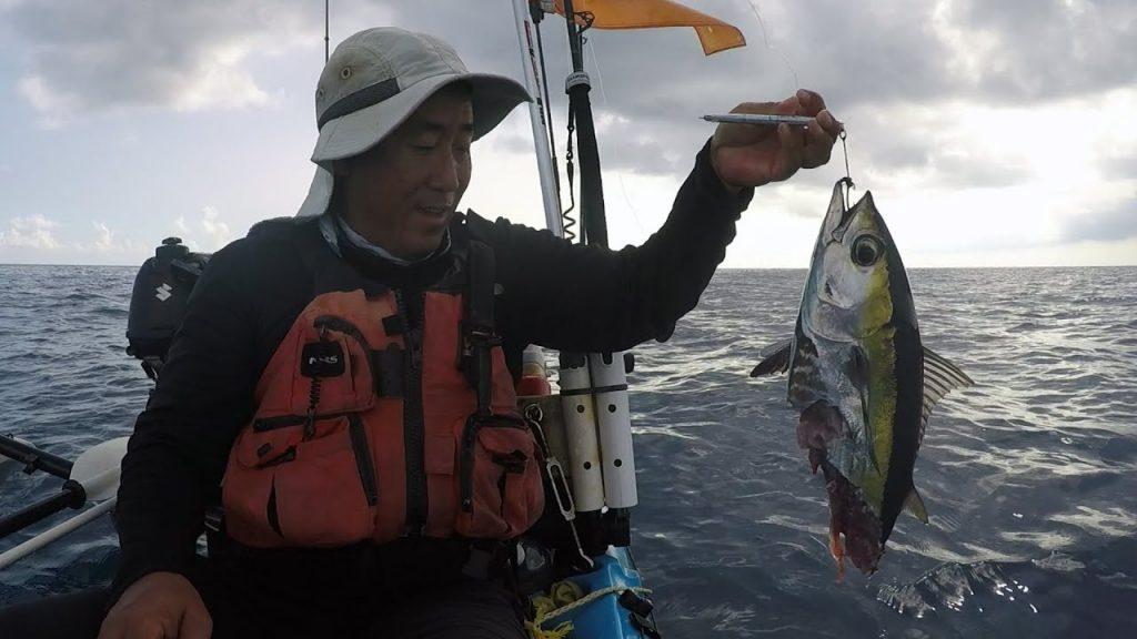 Key West Kayak Fishing – Little Bit Of Wreck Jigging