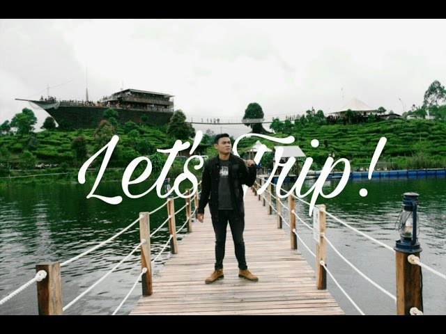 TRIP TO GLAMPING LAKE SIDE, CIWIDEY | LETSTRIP #1