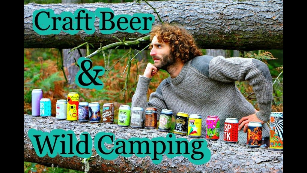 Craft Beer & Hammock Camping In The Peak District