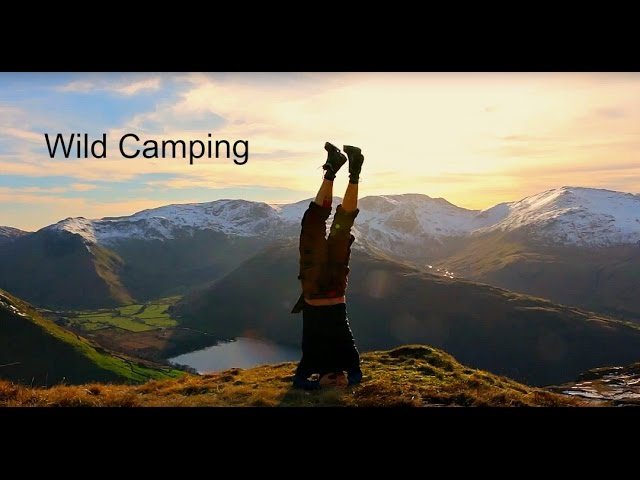 Wild Camping At Angle Tarn | Beer Reviews & Views