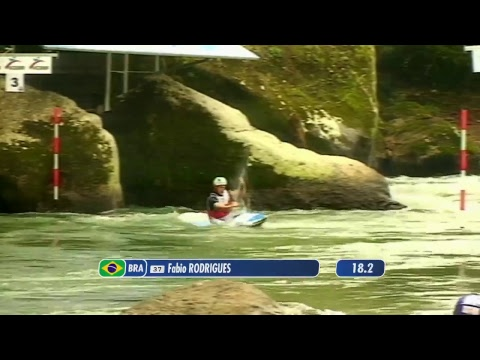 2017 Canoe Slalom Pan Am Championships, Costa Rica, Saturday