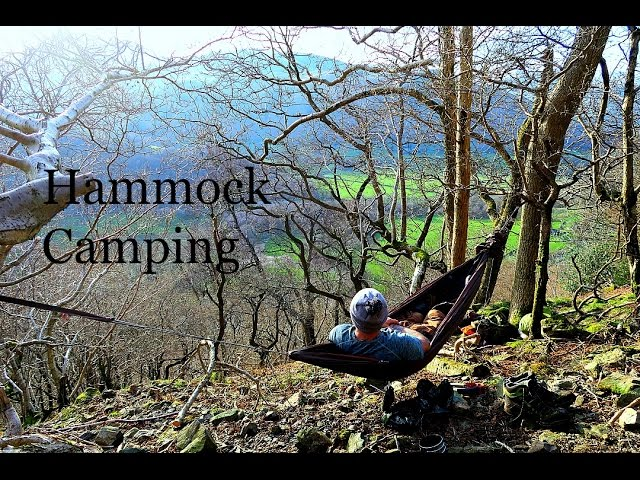 Hammock Camping Up High With No Tarp | Ale Reviews And Views