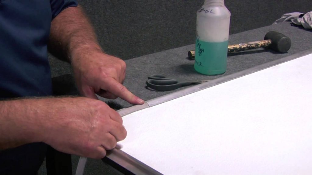 Re-Skin-It RV Entry Door – Custom Color Instructions