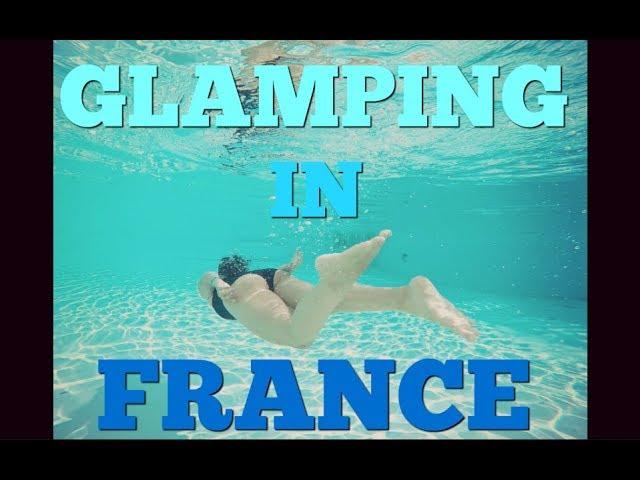 VLOG: GLAMPING @ SOUSTONS! part 1