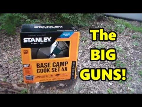 STANLEY Base Camp Cook Set 4X