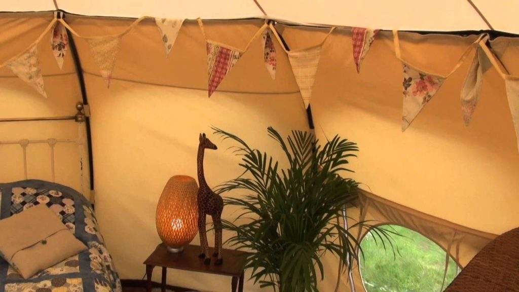 Lotus Belle Interview – Glamping Show 2015
