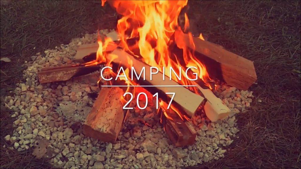 Camping 2017   Vlog   Yang family