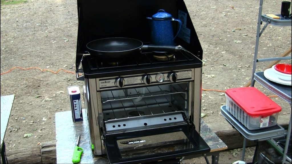 Camp Chef Deluxe Outdoor Oven Review Camping