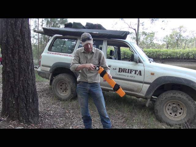"4wd Camping with Drifta – Part 3 ""Camp Cooking"""