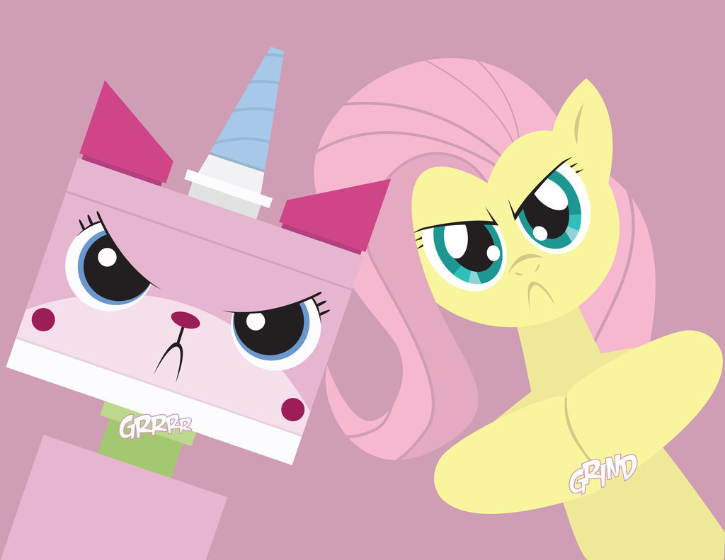 more clever ad from the Ponygoons Ad System would be here if you    Unikitty Sad Face