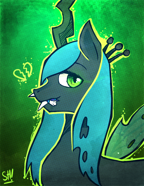 Queen Chrysalis And Shining Armor R34 queen chrysalis ...