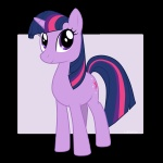 legacy350 transparent twilight_sparkle