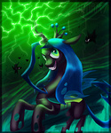 changeling magic queen_chrysalis urnam7