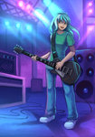 asimos guitar humanized lexx2dot0 lyra_heartstrings maytee