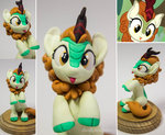 autumn_blaze dustysculptures kirin photo sculpture