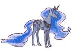 horselike king-kakapo princess_luna