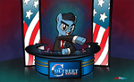 parody ponified stephen_colbert the_colbert_report willdrawforfood1