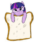 bread pun twilight_sparkle weenuss