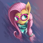 atlas-66 fluttershy glasses highres