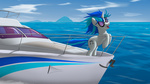 absurdres boat highres not_that_kind_of_shipping skipsypony vinyl_scratch