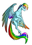 akweer highres rainbow_dash