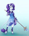 anthro earthsong9405 highres rarity staff turnipberry