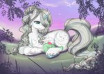 dragon g2 princess_silver_swirl silvermoonbreeze