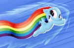 filly rainbow_dash topshot
