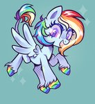 peachesandcreamated rainbow_dash