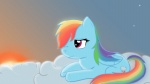 artist_unknown highres rainbow_dash sad