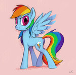 docwario highres rainbow_dash