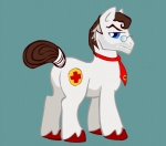 crossover medic ponified team_fortress_2 wolfbites