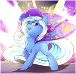 cape hat highres madacon the_great_and_powerful_trixie