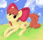 absurdres apple_bloom dimfann highres