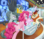 autumn_blaze dstears gabby highres kirin marble_pie pinkie_pie silverstream