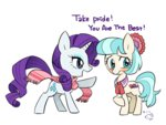 coco_pommel kairean rarity scarf text