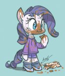 anthro assasinmonkey chocolate rarity